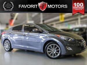 2012 Hyundai Elantra Limited, Leather, Sunroof, Bluetooth