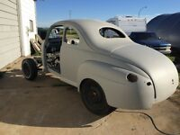 1948 Ford Short Door Business coupe