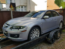 breaking Mazda MPS 6 spares or repair