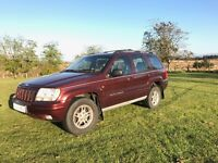 Jeep Grand Cherokee 4.7 V8 LOW MILEAGE
