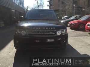 2010 Land Rover Range Rover Sport SUPERCHARGED/ NAVIGATION/ REAR