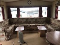 Caravan to rent from March onwards at Trelawne manor looe Cornwall
