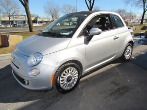 2012 Fiat 500C Pop*CONVERTIBLE*BLUETOOTH*