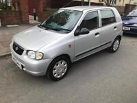 Suzuki alto 1.0 , long mot , £30 roadtax.