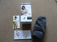 THEBABASLING CLASSIC 5 IN 1 BABY CARRIER AGE 0 - 2 YEARS WITH BOX & INSTRUCTIONS DY8 4 area