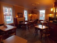 PART-TIME WAITING STAFF NEEDED