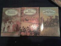 3 x James Morris books, box set £5