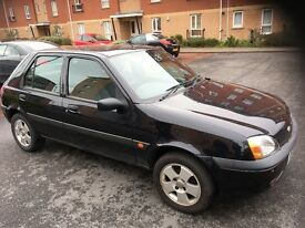 02 FORD FIESTA 1.2 FREESTYLE 5 DR PANTHER DRIVES AND LOOKS GREAT 12 MTHSMOT SERVICE HISTORY