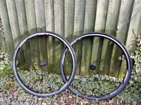 Shimano RS11 wheelset and tyres