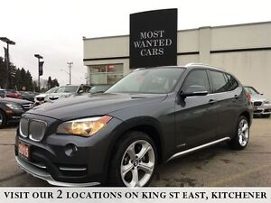 2015 BMW X1 xDrive35i 3.0L | NAVIGATION | DUAL ROOF