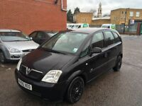Vauxhall Meriva Diesel Good and Cheap Runner with history and mot