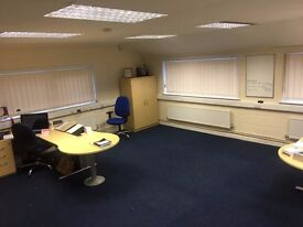 Office to Let in Stockport, SK1 3BP, large office, kitchenette, WC and board room