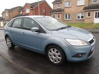 2008 FORD FOCUS STYLE 1.6 (NEW SHAPE) MOT OCT 2017 IMMACULATE ASTRA MEGANE 308 VECTRA MONDEO A3 GOLF
