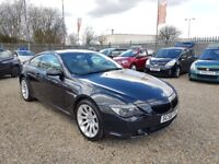 BMW 6 Series 3.0 630i Sport 2dr / Finance Available / Hpi Clear / 3 Month RAC Warranty Included