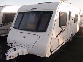 2011 Elddis Odyssey 540 4 Berth Caravan