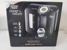 Tommee Tippee Special Edition Black Perfect Prep Machine