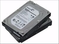 "2x2TB Seagate Barracuda ST2000DM001 3.5"" Desktop/server hard drives"