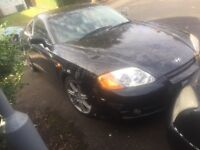 Hyundai COUPE 2.0 sport 2004 ep3 alloy - drives good - not vtec mazda Toyota Nissan rally project