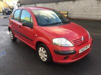 Citroen C3 1.4 i LX 5dr (PREVIOUS LADY OWNER) (MOT UNTIL FEBUARY 2018) 2003