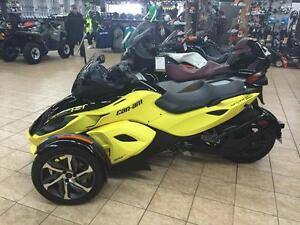 2014 Can Am Spyder RS SE5 **Neuf**