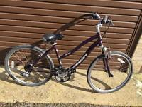Marin Redwood Ladies Bike, Lovely Condition. Serviced, Free D-Lock, Lights Delivery