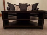 Next television unit £30 ONO. Brown TV stand. Great condition!
