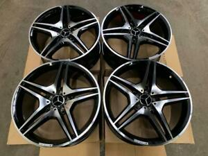 19 Mercedes AMG Style Staggered Wheels (Mercedes Cars)