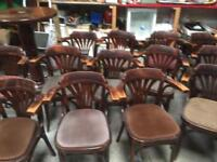 Chairs pub man cave x47