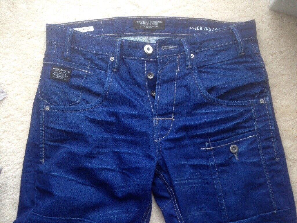 discount sale big sale usa cheap sale Jack Jones Stan Core 75 Jeans | in Great Yarmouth, Norfolk | Gumtree