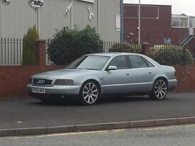 Audi A8 2.8 Quattro