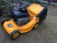McCulloch Self Propelled Petrol Lawn Mower