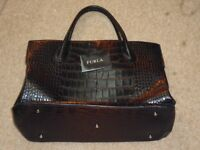 Furla bag new with dust bag made in Bologna Italy + small information booklet