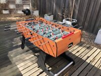 Table Football Table - Foldable - Good Condition