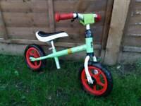 Balance bike for 1,5 to 4 years