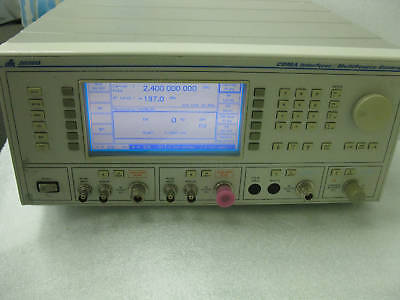 Ifr 2026q Cdma Interferermulti Source Generator Option Fitted 03 10 Khz To 2.6