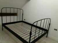 Ikea Double Bed.