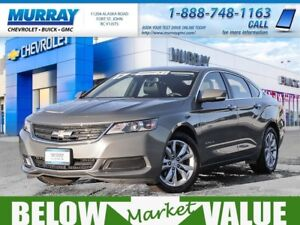 2017 Chevrolet Impala LT  **remote start! backup camera!**