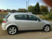 Vauxhaull astra 1.9 cdti sri red eye