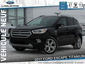 2017 Ford Escape Titanium*100$/Semaine* LF