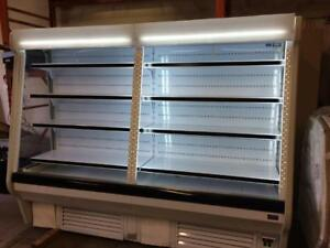 USED OPEN FRONT COOLER