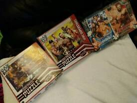 WWE puzzles