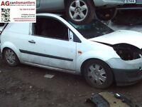 07 ford fiesta van breaking for parts