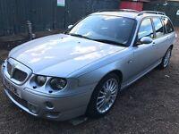 MG ZT-T+ 190 2497cc Petrol 5 door estate 51 Plate 06/11/2001 Silver