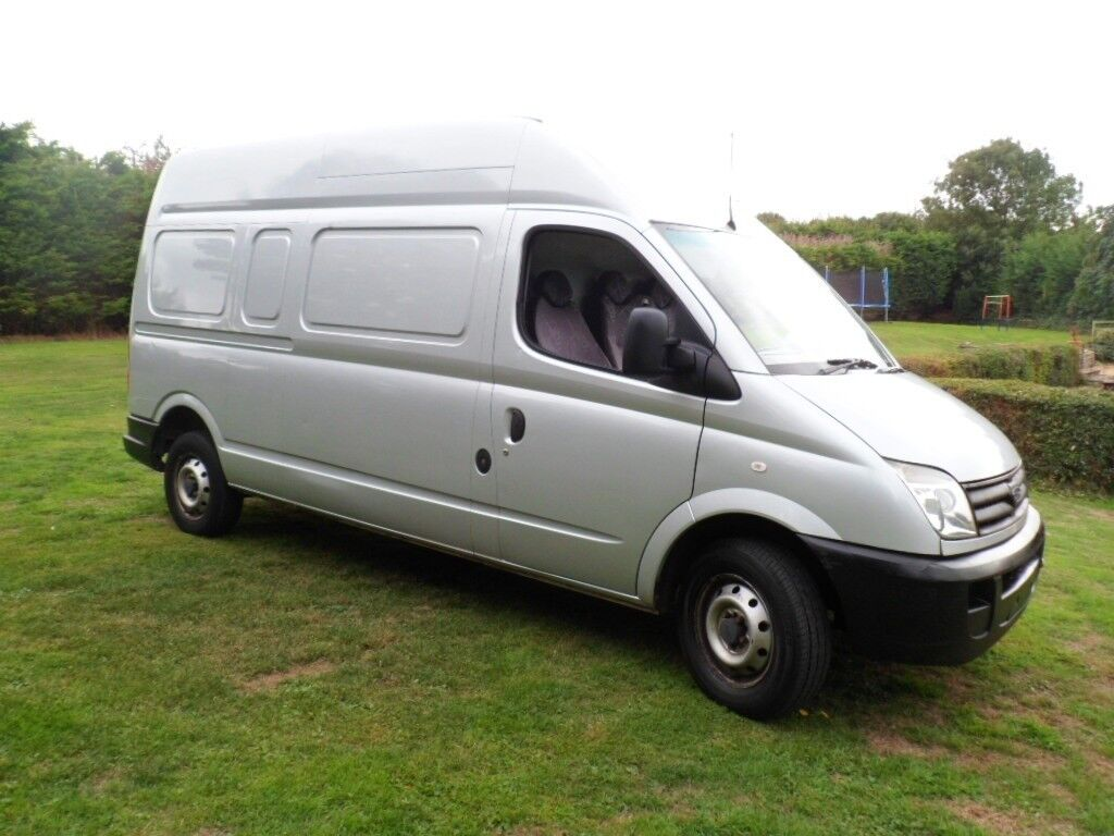 c49d5bcc87 LDV MAXUS LWB HIGH TOP 2007 NEW MOT. Bristol £2