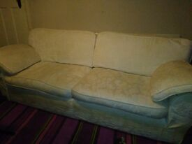 3/4 seater very large sofa
