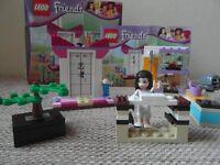 Lego Friends Emma's Karate Class 41002 (retired set)