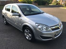 Vauxhall Astra 1.4 2007. Lush looking car.