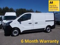 Vauxhall Vivaro 2.9t 1.6 CDTi 115 SWB***new shape***lease co direct**