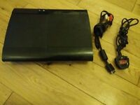 Sony PS3 500gb Slimline Console with 12 popular games