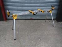 Dewalt DE7023 mitre saw bench